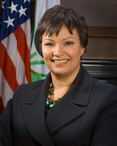 U.S. Environmental Protection Agency Administrator Lisa Jackson