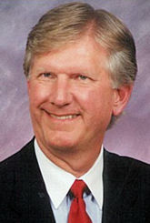 James B. Richards, member since Jan. 1, 1973, Virginia Water Environment Association. Photo courtesy of Richards.