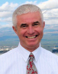 Anthony M. Wachinski, member since Jan. 1, 1976, New York Water Environment Association. Photo courtesy of Wachinski.