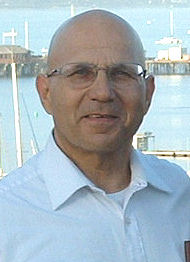 Raphael F. Sogliuzzo, member since Jan. 1, 1976, California Water Environment Association. Photo courtesy of Sogliuzzo.