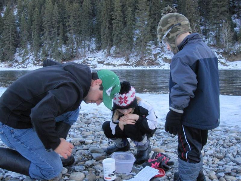 Photo courtesy of the Jerome Family, Alberta, Canada.