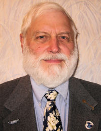 William R. Gramlich, member since Jan. 1, 1975, Michigan Water Environment Association. Photo courtesy of Gramlich.