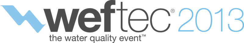WEFTEC 2013 Logo