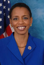 U.S. Rep. Donna Edwards has received WEF Honorary Membership.