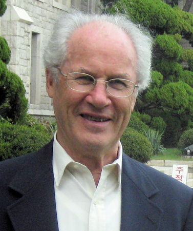 Perry McCarty, Silas H. Palmer Professor Emeritus at Stanford (Calif.) University and a member of WEF's Awards and Recognitions committee, is a founding members of the Imagine H2O Scientific Advisory Council. Photo courtesy of McCarty.