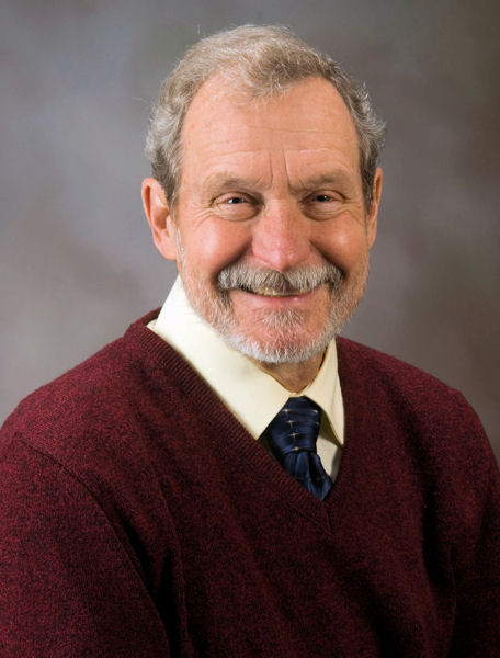 During WEFTEC 2013, John T. Novak will be the featured speaker during Technical Session 201. Photo courtesy of Novak.
