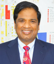 Krishna Pagilla has won the 2013 Fair Distinguished Engineering Educator Medal.