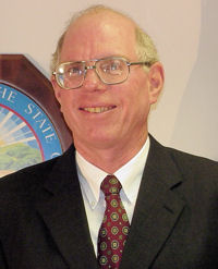 Ronald A. Bell, member since 1977, Ohio Water Environment Association.