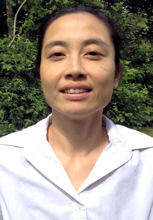 Manjiang (MJ) Chen is one author who has won the Gascoigne Wastewater Treatment Plant Operational Improvement Medal.