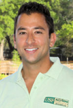 Ryan C. Locicero has won the 2013 WEF Canham Graduate Studies Scholarship.