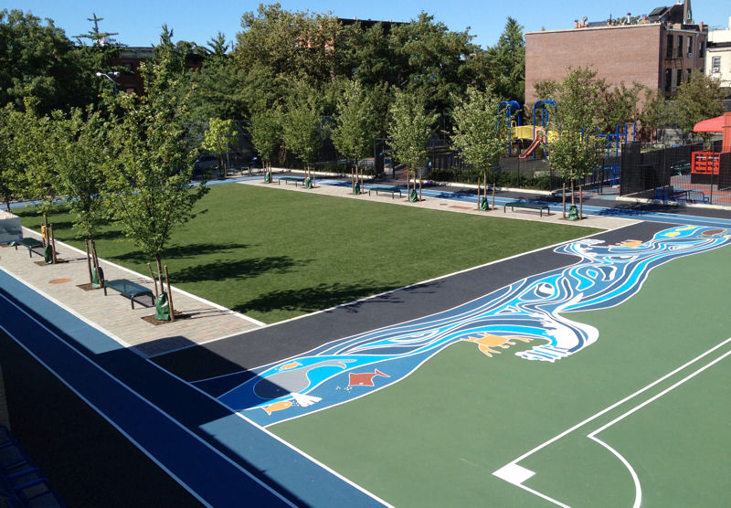 Nyc School Playgrounds They Aren T Just For Recess Anymore Wef News