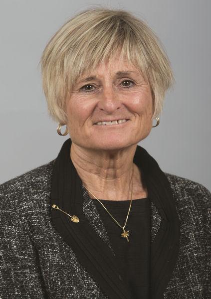 Sandra K. Ralston, WEF President 2013–2014
