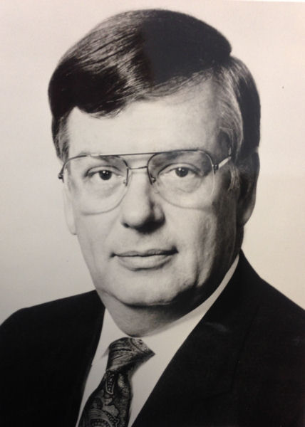 Charles A. Sorber served as Water Environment Federation (WEF; Alexandria, Va.) president from 1992 to 1993.WEF archives photo.