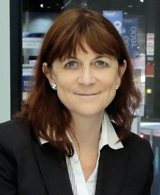 Water Environment Federation (Alexandria, Va.) introduces Eileen O'Neill as executive director.