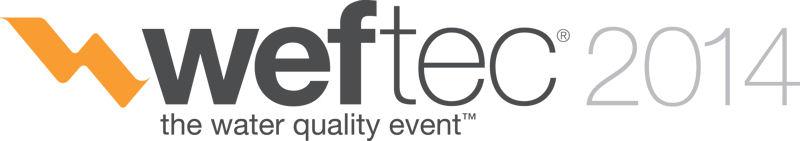 WEFTEC 2014 Logo