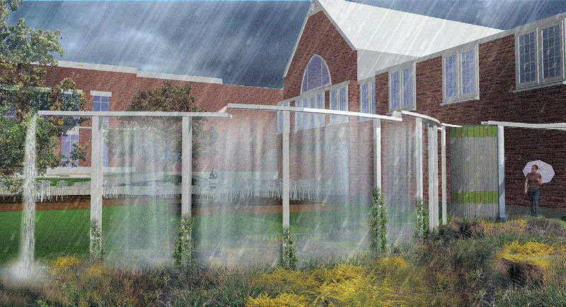 University students create innovative green infrastructure for Mississippi landscape architects