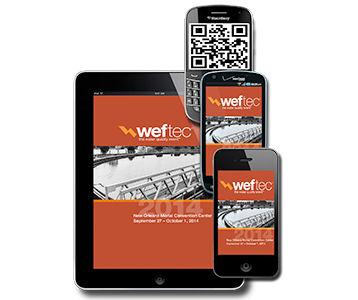WEFTEC 2014 App - Cluster