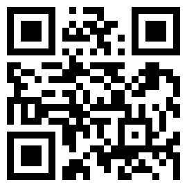 WEFTEC 2014 App - QR Code