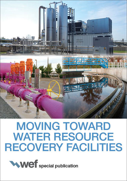 WEF Publication- Resource Recovery Cover