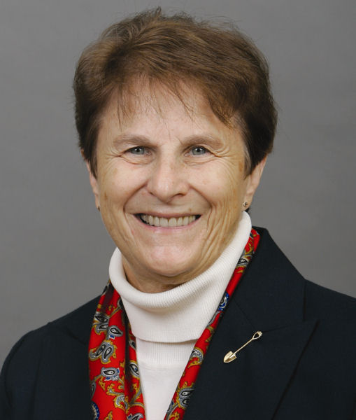 Jeanette Brown, WEF past president