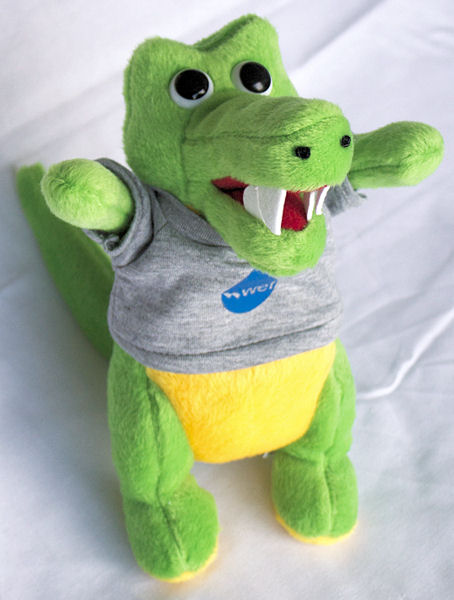 Niles the Crocodiles can be purchased online.