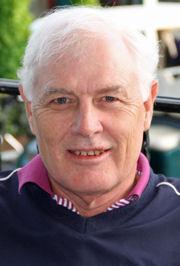 Edwin J. Sweeney, member since 1978, New England Water Environment Association. Photo courtesy of Sweeney.