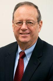 Randall L. Foulke, member since 1972, North Carolina Water Environment Association. Photo courtesy of Foulke.