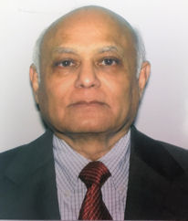 Ashok M. Sanghavi, member since 1978, West Virginia Water Environment Association. Photo courtesy of Sanghavi.