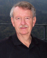 Bruce R. Davies, member since 1979, Virginia Water Environment Association. Photo courtesy of Davies.