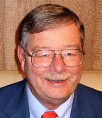 James G. Ashcraft, member since 1972, California Water Environment Association. Photo courtesy of Ashcraft.