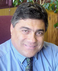 Kamil S. Azoury, member since 1973, California Water Environment Association. Photo courtesy of Azoury.