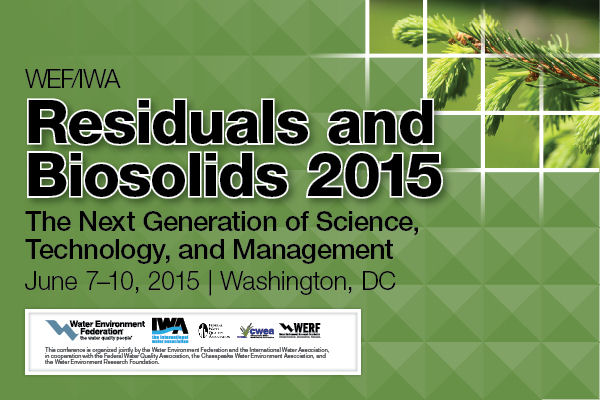Residuals and Biosolids 2015
