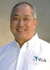 Raymond Yep, member since 1978, California Water Environment Association. Photo courtesy of Yep.