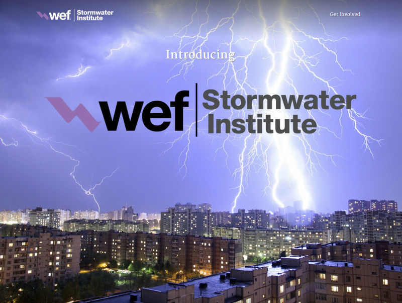 WEF-Stormwater Institute