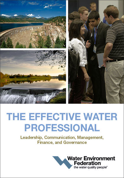 WEF Book-The Effective Water Professional