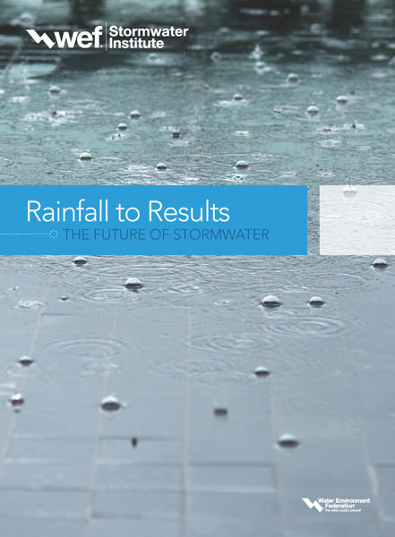 Rainfall to Results The Future of Stormwater Cover