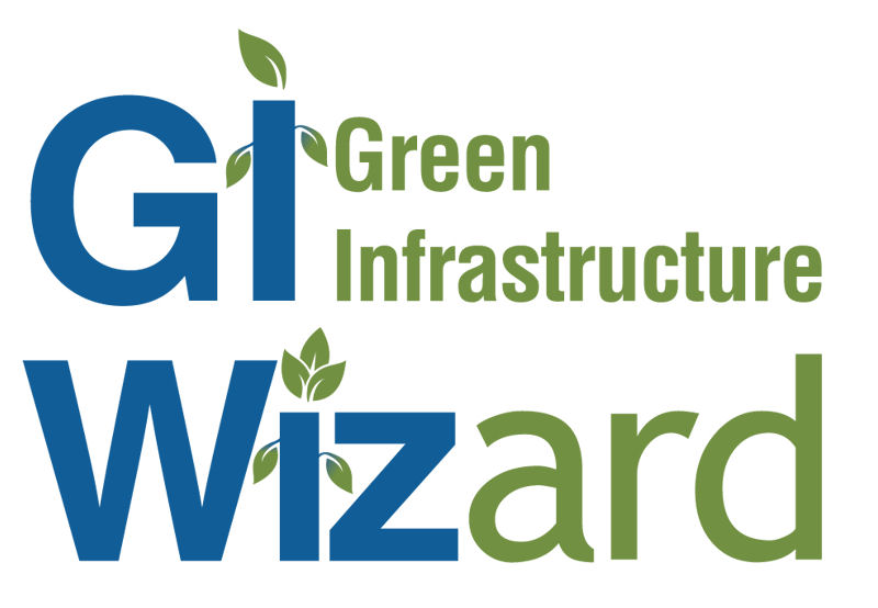 The U.S. Environmental Protection Agency (EPA) Green Infrastructure Wizard provides access to various green infrastructure resources. Photo courtesy of EPA.