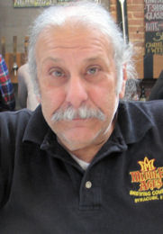 John DeGioia, member since 1980, New England Water Environment Association. Photo courtesy of DeGioia.