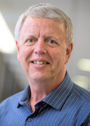 Lyle Christensen, member since 1974, Nebraska Water Environment Association. Photo courtesy of Christensen.