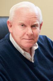 Ralph E. Roper Jr., member since 1972, Indiana Water Environment Association. Photo courtesy of Roper.