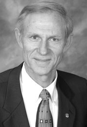 Rudy Tekippe, member since 1967, California Water Environment Association. Photo courtesy of Tekippe.