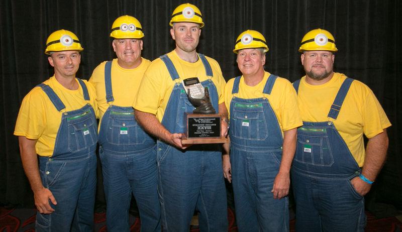 First: Blue Ridge Brawlers, Virginia WEA