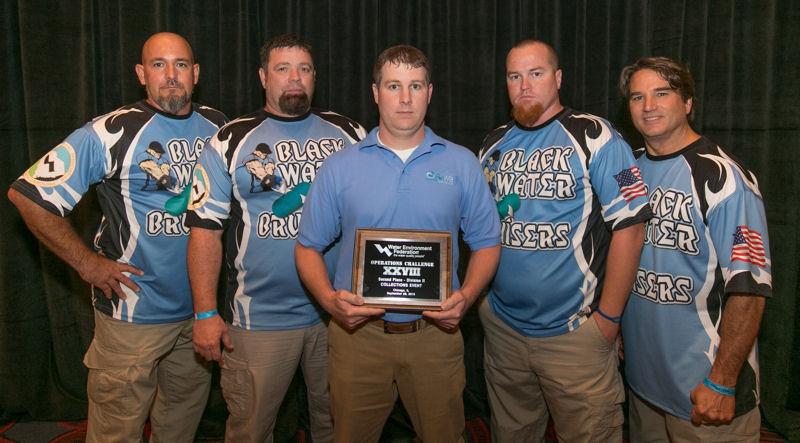 Second: Re Wa Blackwater Bruisers, WEA of South Carolina
