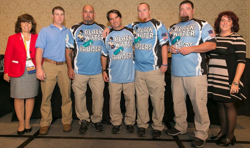 Third: Re-Wa Blackwater Bruisers, WEA of South Carolina