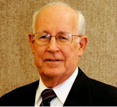 Max E. Burchett, member since 1964, California Water Environment Association. Photo courtesy of Burchett.