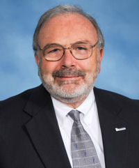 Ralph Odom, member since 1978, Water Environment Association of South Carolina. Photo courtesy of Odom.