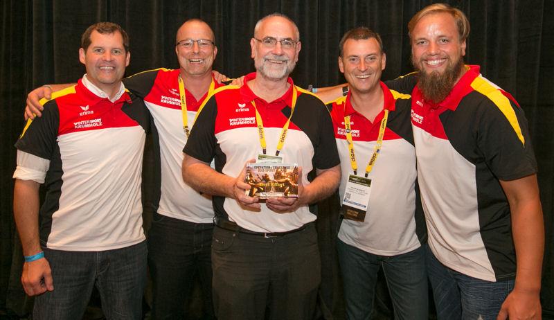 Team with Best Effort: DWA/IFAT All Star Team