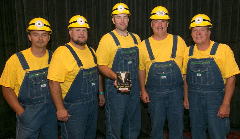 Best Overall Uniform: Blue Ridge Brawlers, Virginia WEA