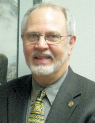 Michael R. Pollen, member since 1975, Alaska Water Environment Association. Photo courtesy of Pollen.