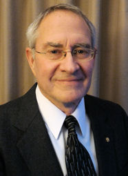 Steven Desmond, member since 1981, Pacific Northwest Water Environment Association. Photo courtesy of Desmond.